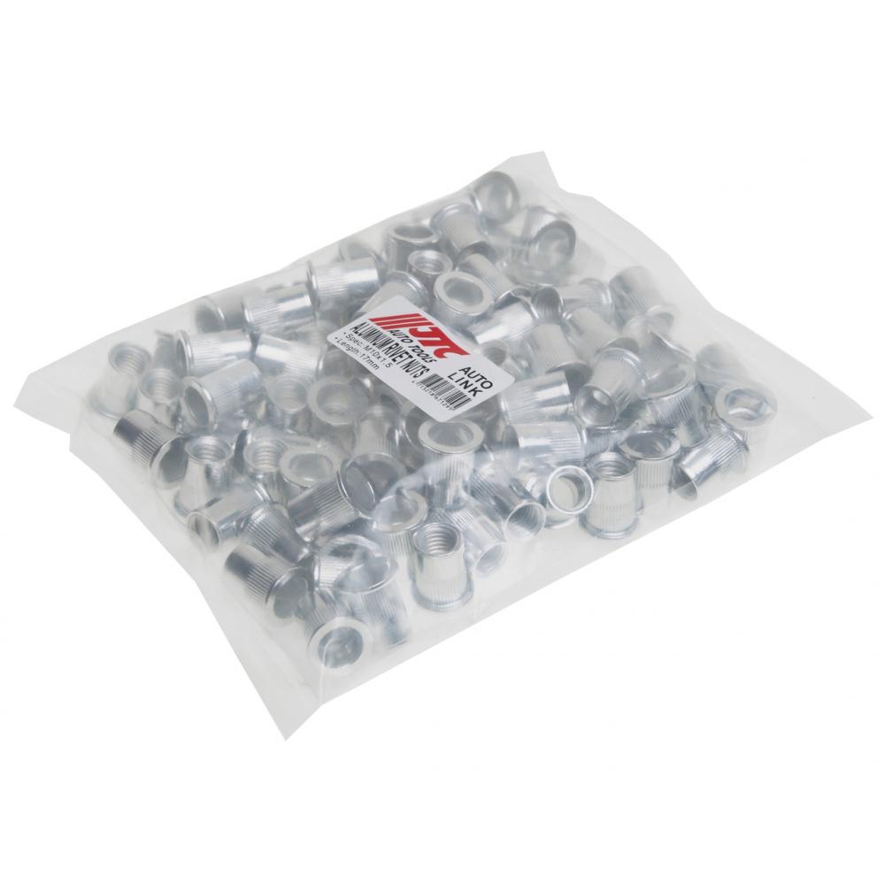 Купить Набор резьбовых алюминиевых заклепок jtc m4x0.7 2064