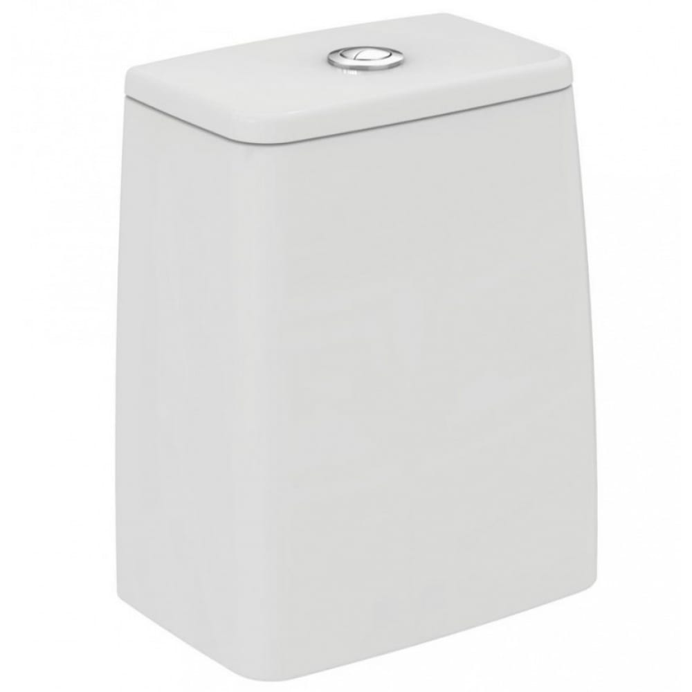 фото Бачок для унитаза ideal standard e717501 connect cube scandinavian 00000009845