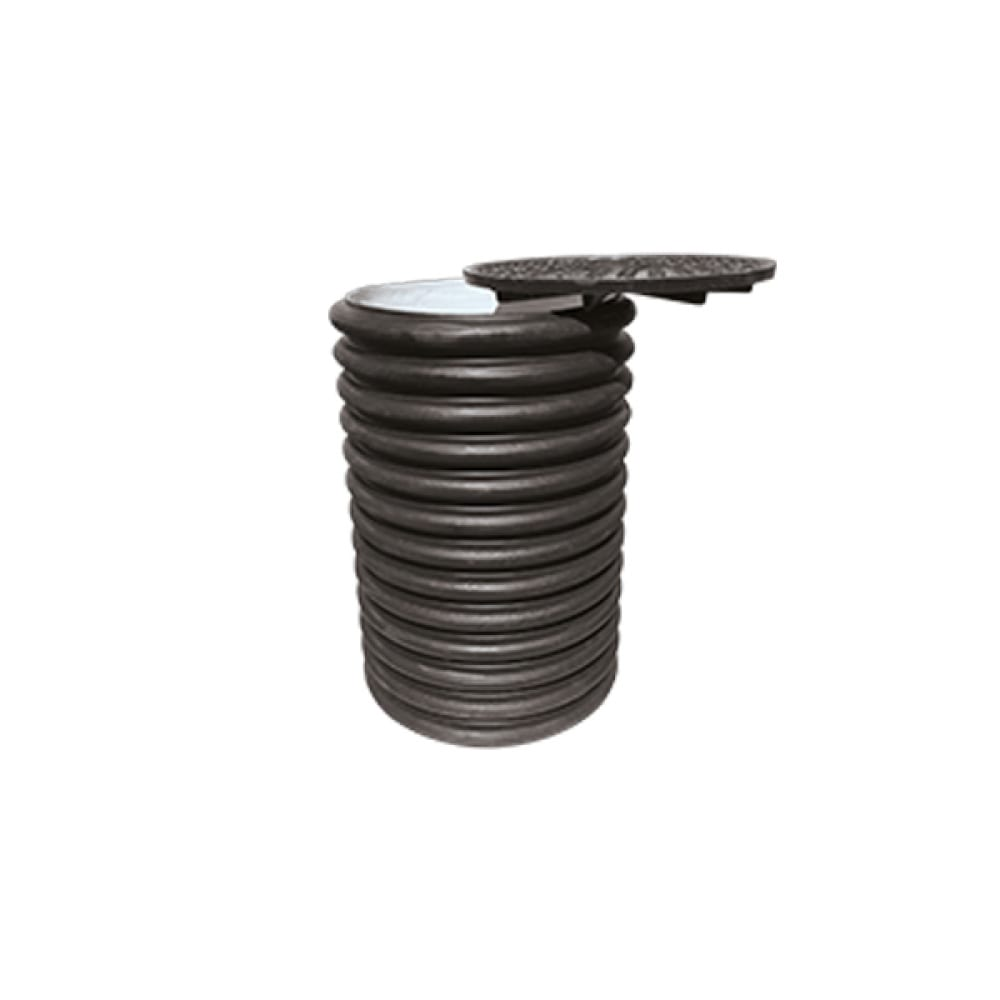 Купить Контрольно-измерительный колодец электролитического заземления ezetek пластик 90058