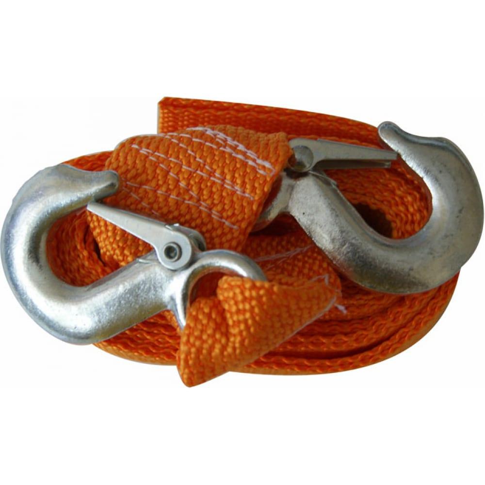 Купить Буксировочный трос skybear 3.5 т, 2 крюка, 4 м, лента 631160