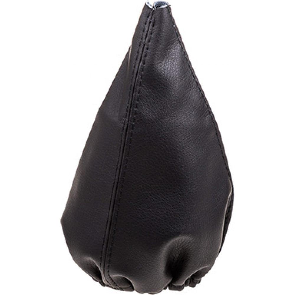 Чехол рычага кпп skyway ваз 2108-09 экокожа черный s06201012  - купить со скидкой