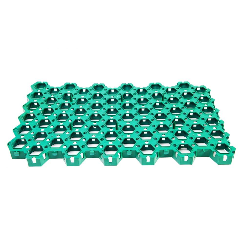Купить Газонная решётка color-x зелёная 110000
