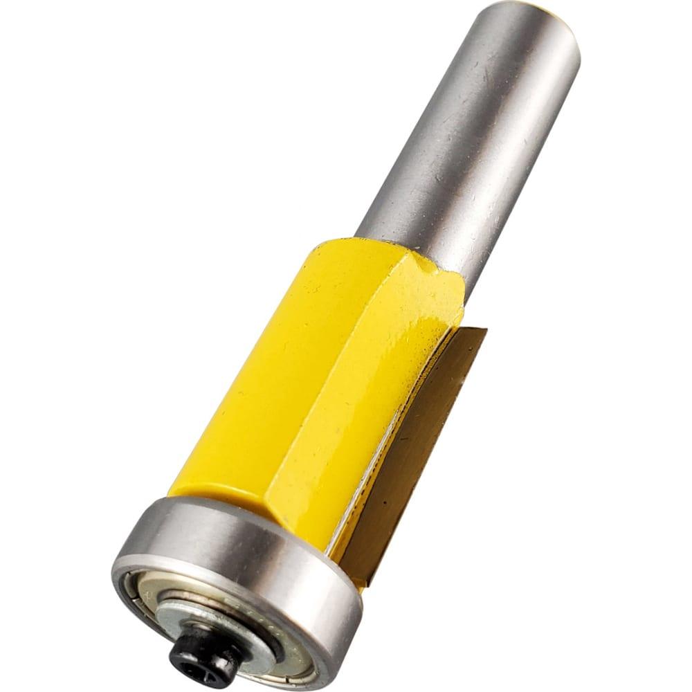 Фреза кромочная прямая (12х26 мм; нижний подшипник