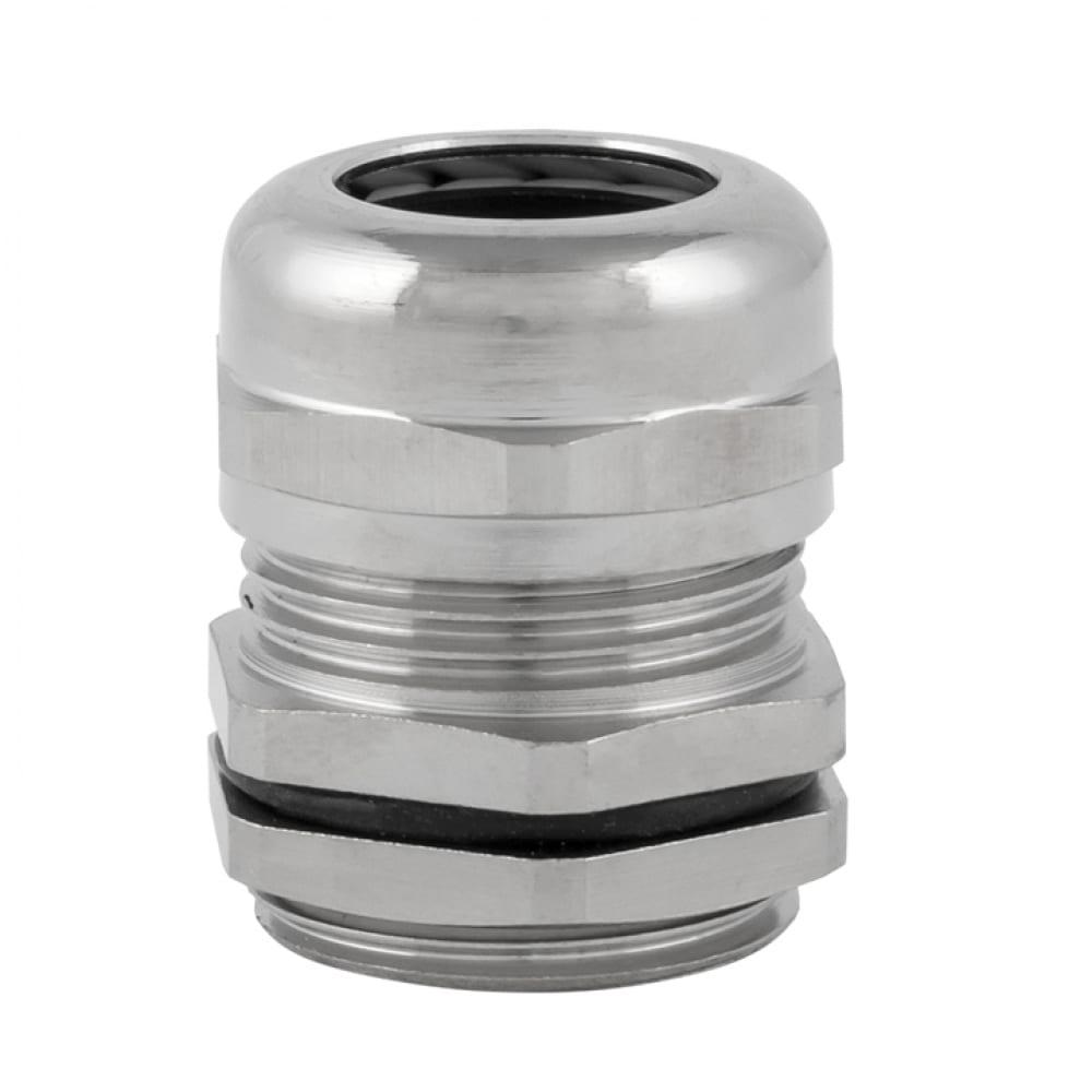 Металлический сальник ekf mgm25, ip68 d проводника 10-14 мм proxima plc-mgm-25