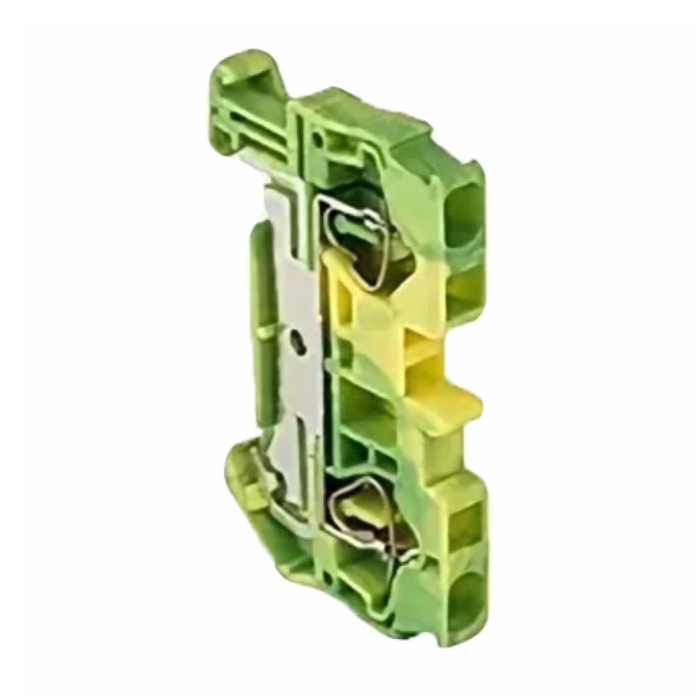 Клеммная самозажимная колодка ekf jxb-st-4 proxima земля plc-jxb-st-4-pen