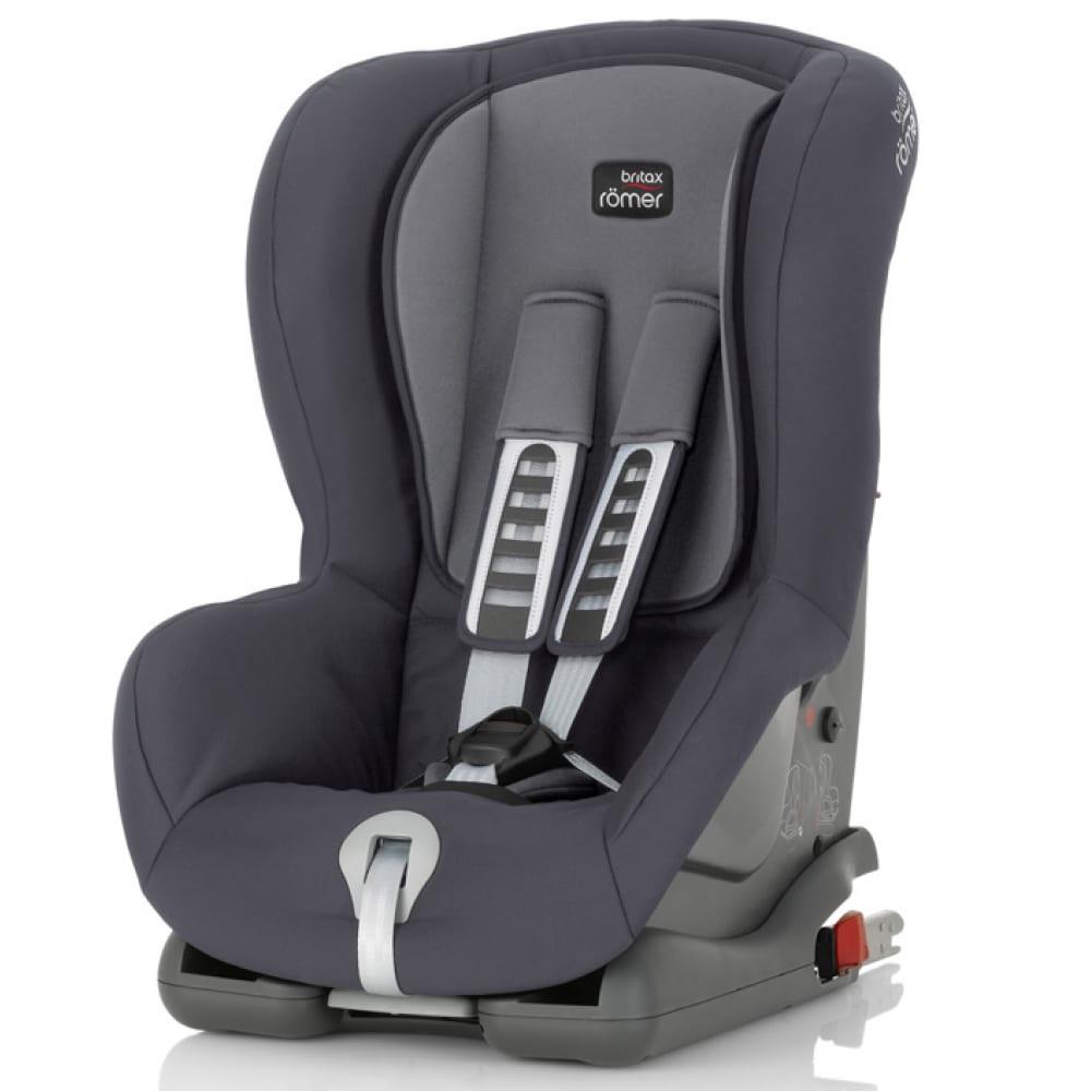 Купить Детское автокресло britax roemer duo plus storm grey trendline 2000025667
