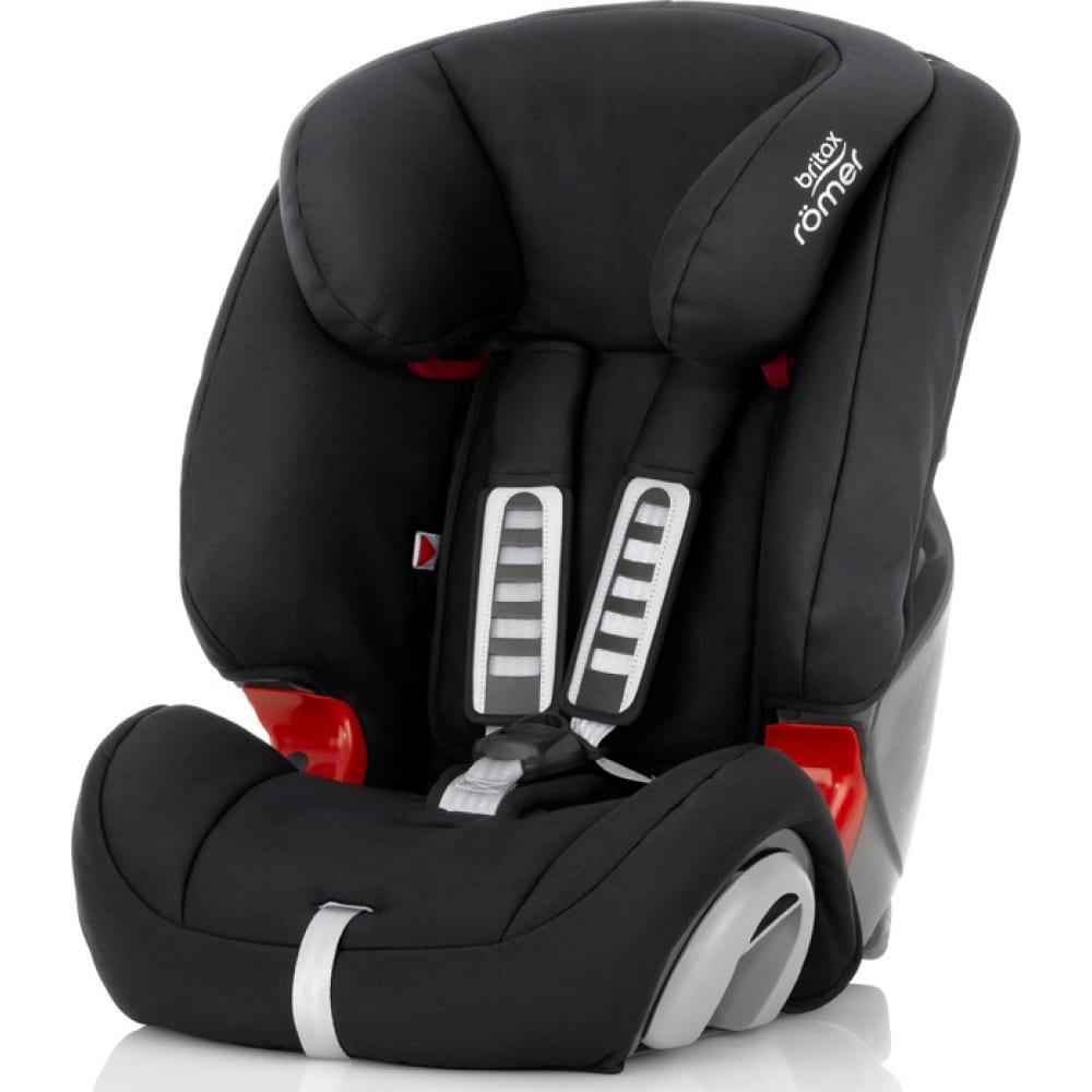 Купить Детское автокресло britax roemer evolva 123 cosmos black trendline 2000024693