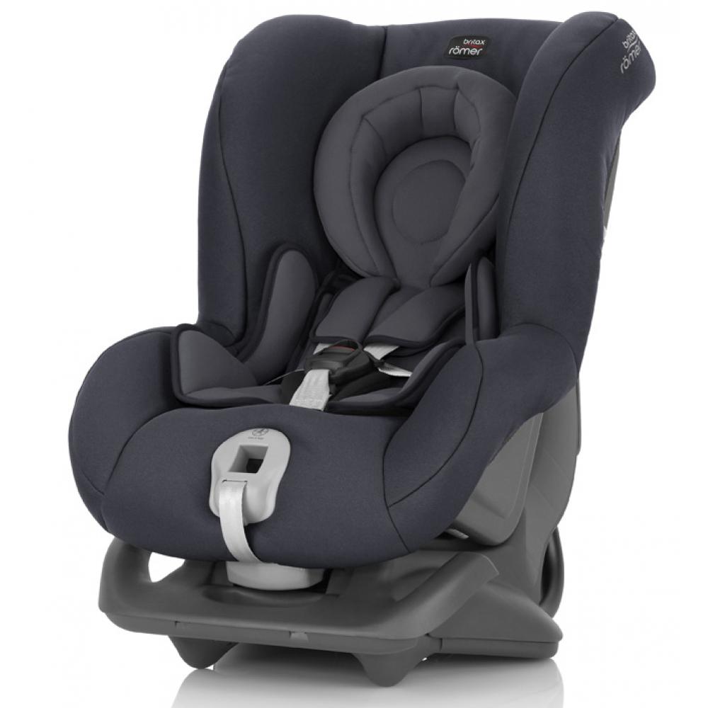 Купить Детское автокресло britax roemer first class plus storm grey trendline 2000025666