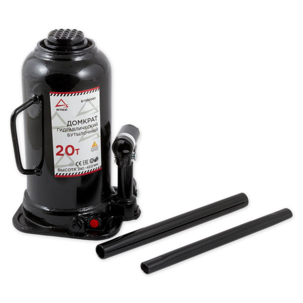 Купить Гидравлический бутылочный домкрат arnezi 20 т, 242-452 мм 00-01052358