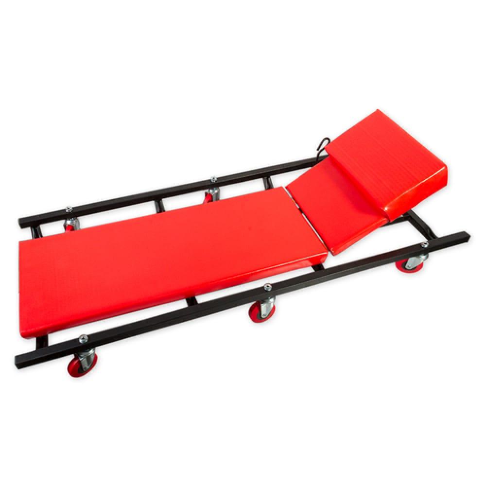 Купить Ремонтный лежак arnezi подкатной 6 колес 1020x425x110мм 00-01118726