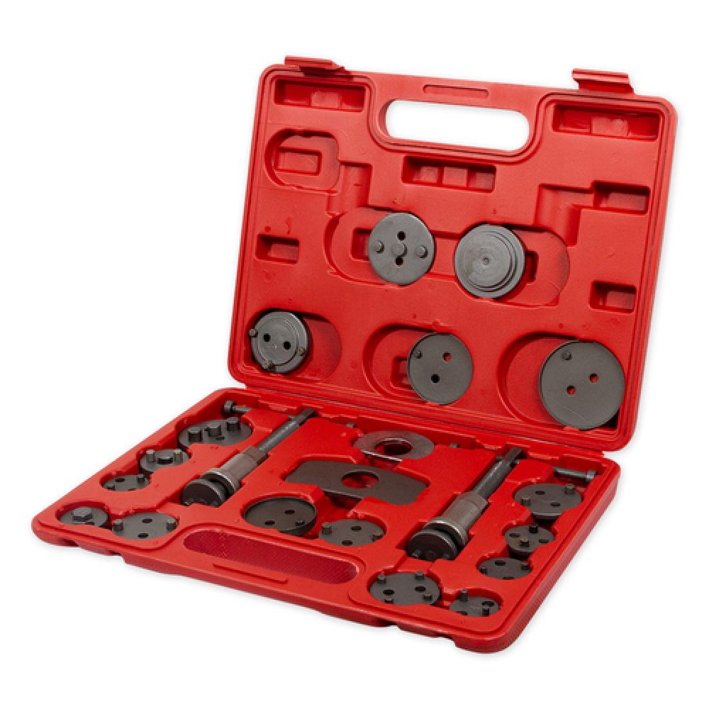 Универсальный набор для сжатия тормозных цилиндров arnezi 21пр. 00-01126099
