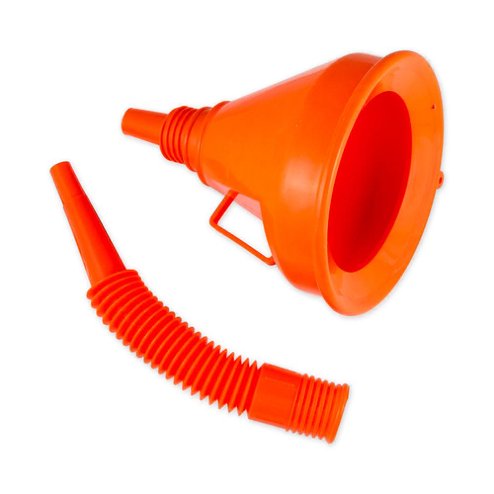 Купить Пластиковая воронка с фильтром и гибким носиком arnezi непроливайка d=145мм l=390мм 00-00979417