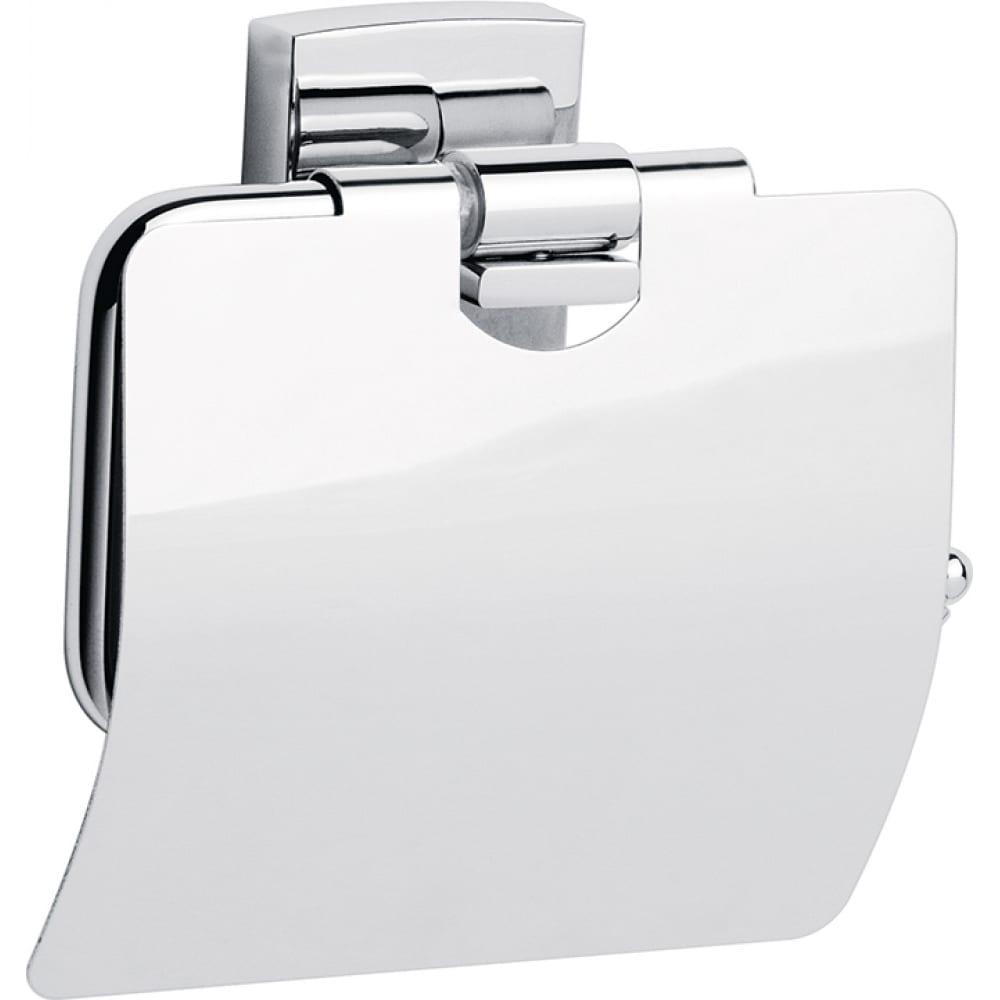 Купить Держатель для туалетной бумаги tesa klaam самоклеящийся, 125x140x53 мм 40259-00000-00