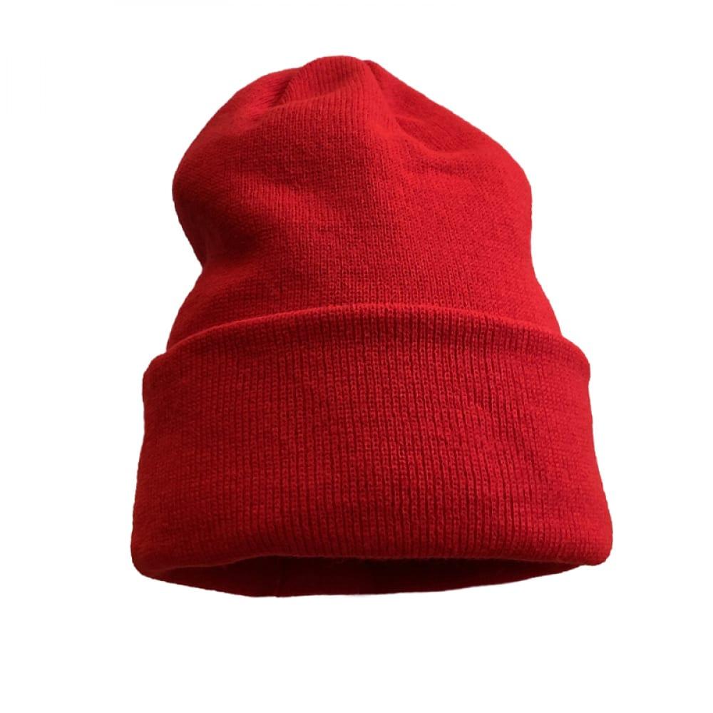 Шапка спрут etalon beanie, красный, 129473
