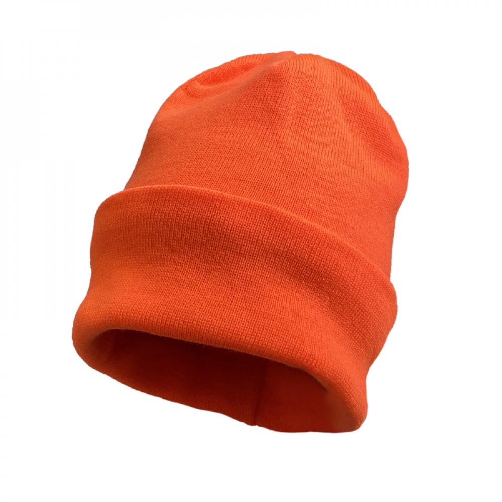 Шапка спрут etalon beanie, оранжевый, 129472