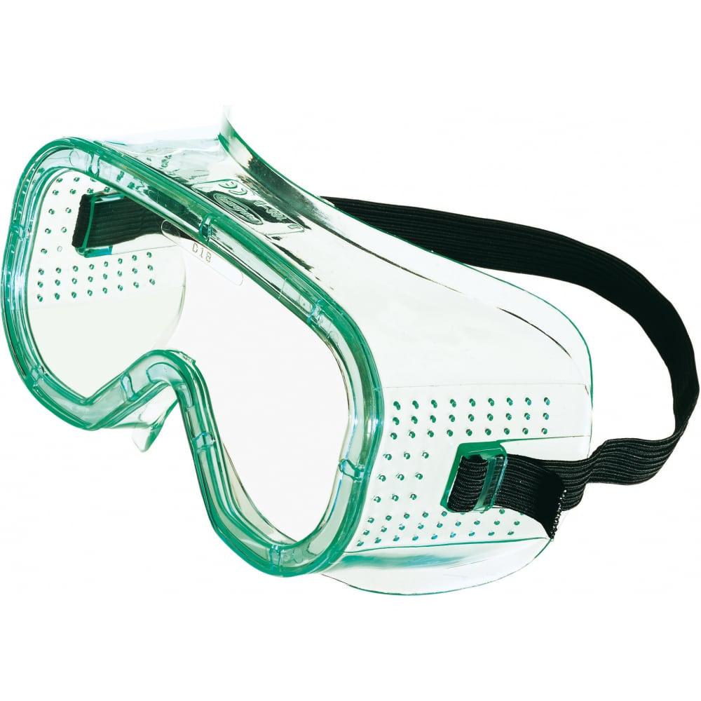 Купить Закрытые защитные очки с прямой вентиляцией honeywell эл-джи lg, прозрачные, 1005504