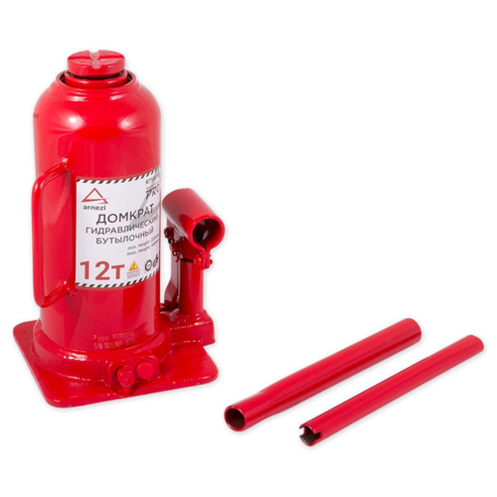 Купить Гидравлический бутылочный домкрат arnezi pro 12 т, 230-440 мм 00-01118705