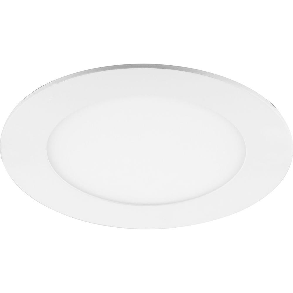 Купить Светодиодный встраиваемый светильник feron al500, 9w, 6400k, 740lm, белый 27999