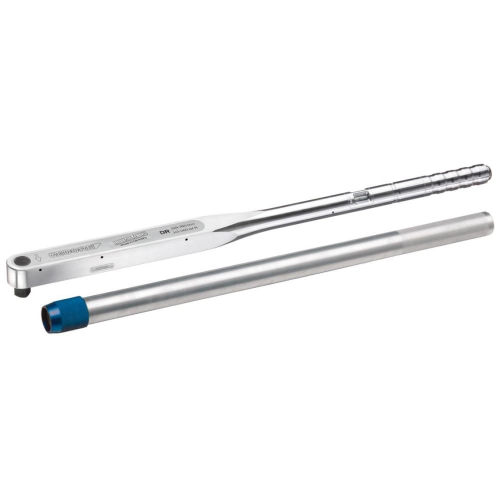 Купить Динамометрический ключ gedore dremometer dr 3/4 155-760 нм, 8563-01 7670180