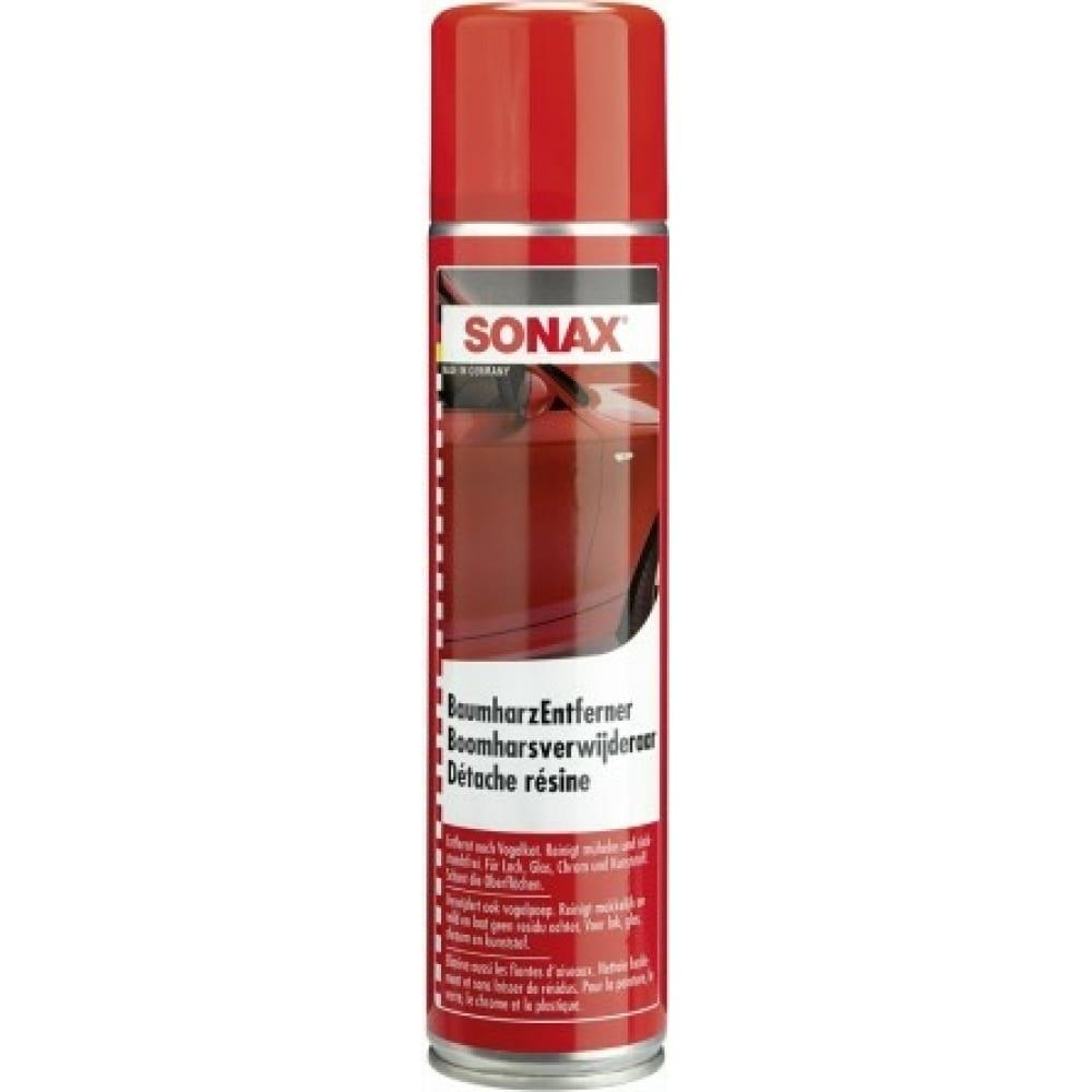 Очиститель древесной смолы sonax 0,4л 390300