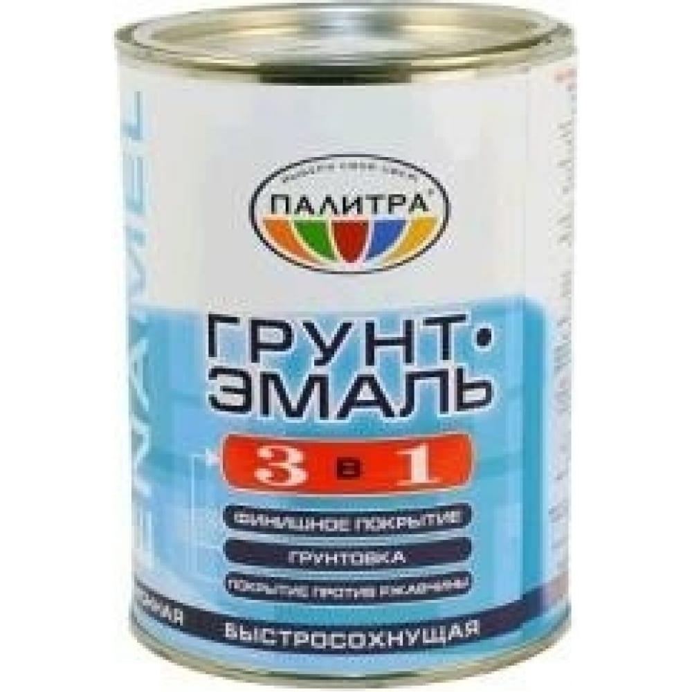 Купить Грунт-эмаль палитра зеленая 0, 9 кг 4610001254317