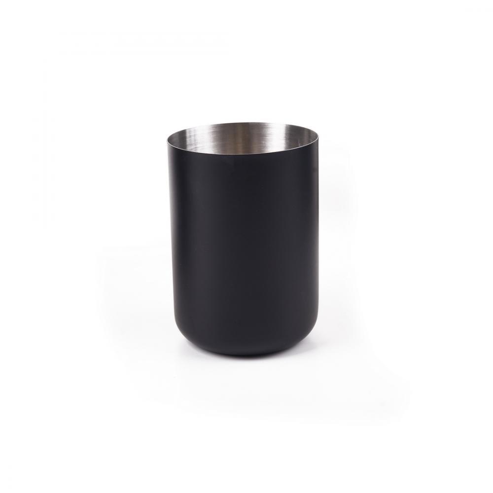 Купить Стакан для зубных щеток raindrops черный металл черный b1034p-2
