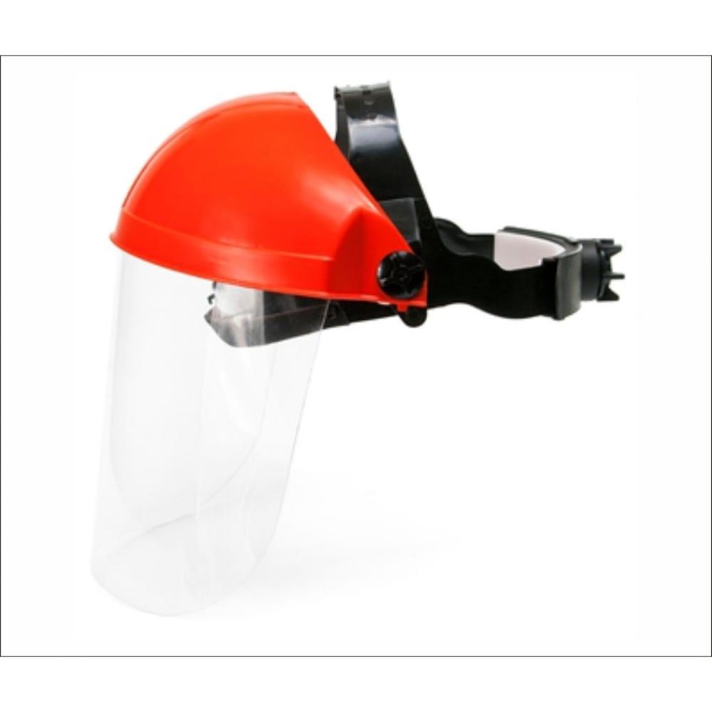 Купить Защитный лицевой щиток on, поликарбонат, оголовье, реечный механизм, 23-03-004