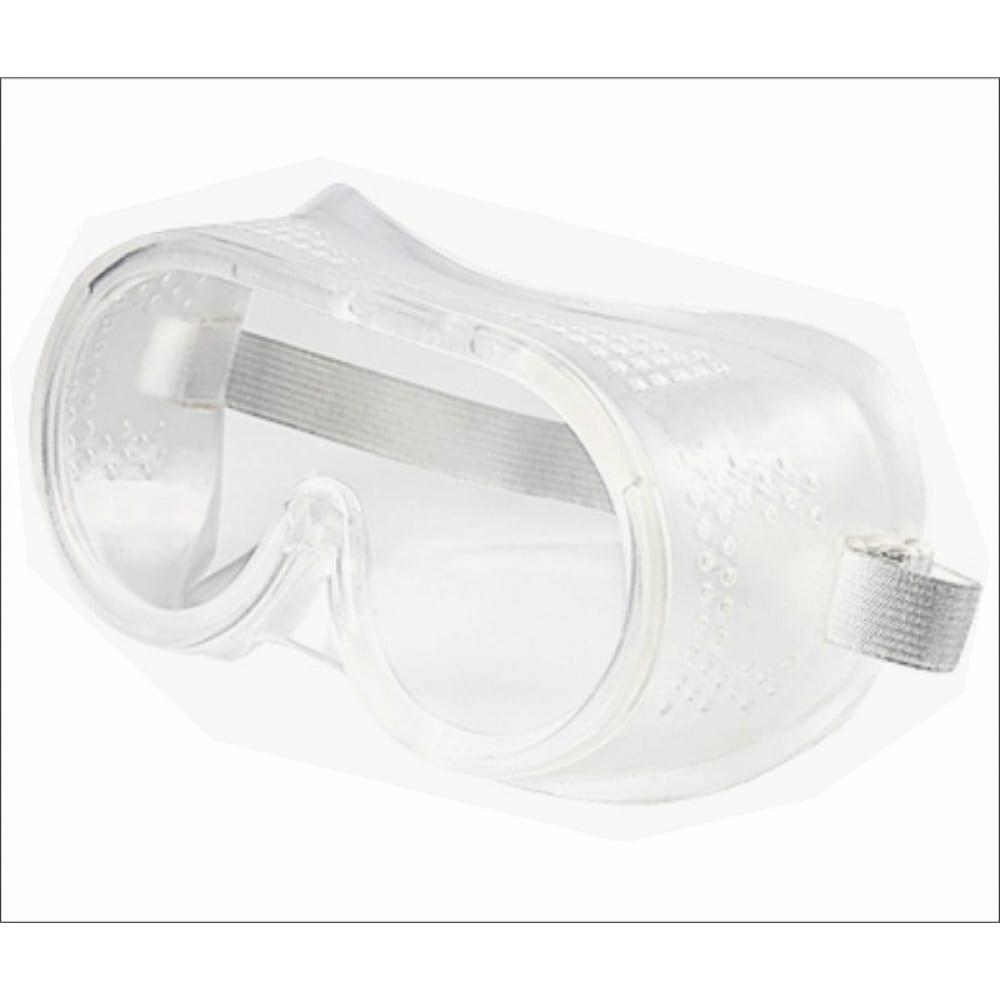 Купить Защитные закрытые очки on, прямая вентиляция, 23-01-001