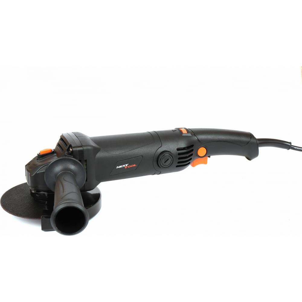 Купить Угловая шлифовальная машина nexttool usm-1050-125e 400075