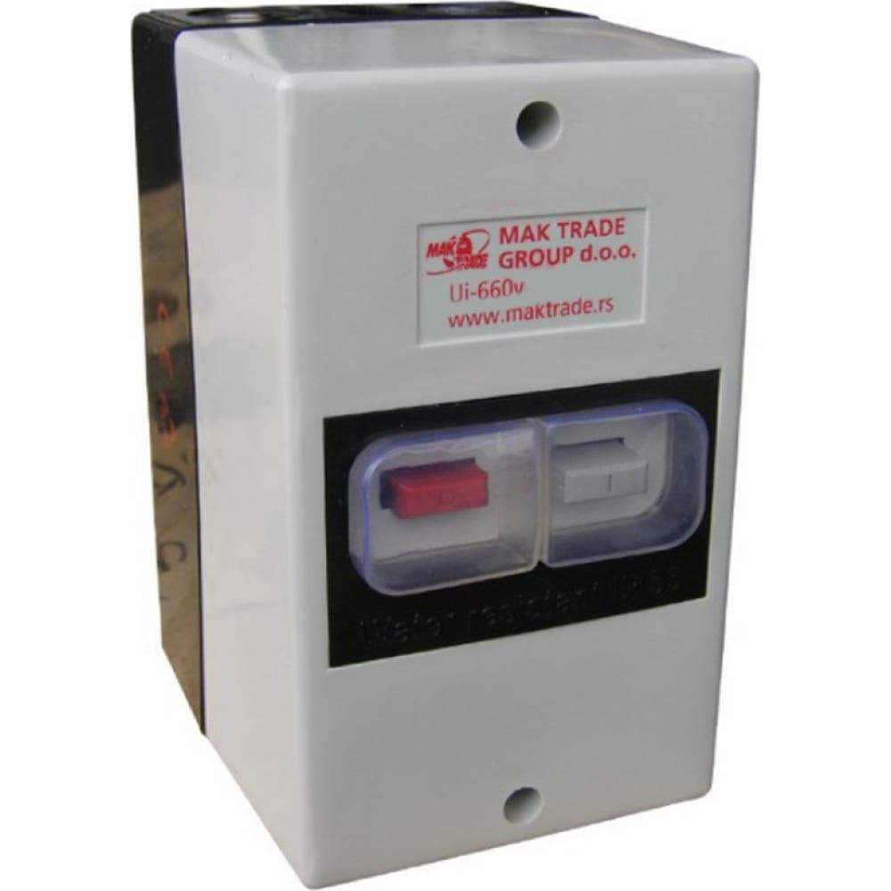 Автомат защиты двигателя mtg тип 3ve1 4878