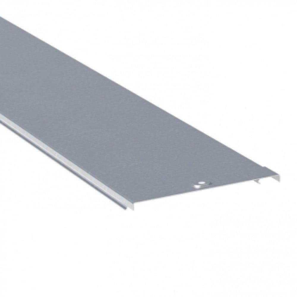 Крышка на металлический лоток ekf, основание 100 мм - 0,7 мм l3000 k10010