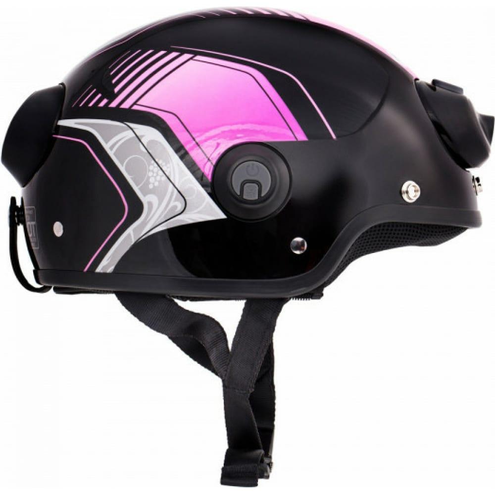 Шлем с камерой airwheel c6 цвет flower, размер l