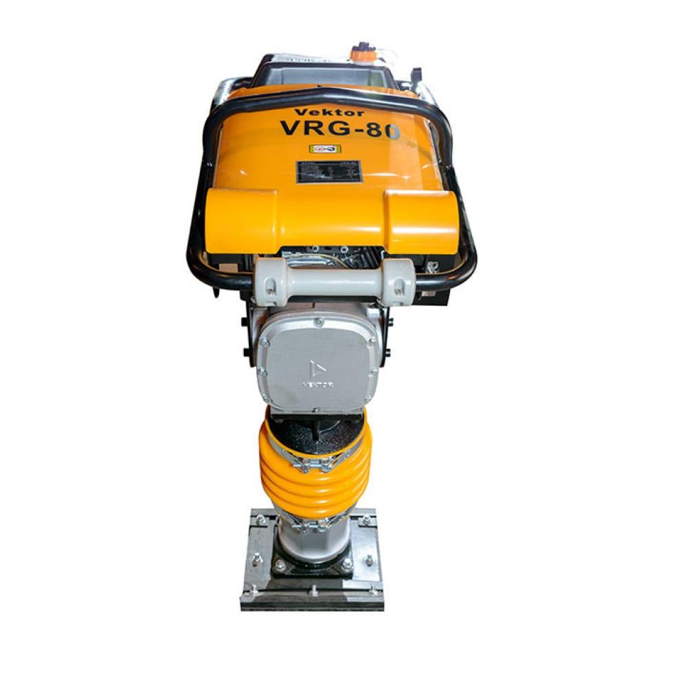 Вибротрамбовка vektor vrg-80 honda 782