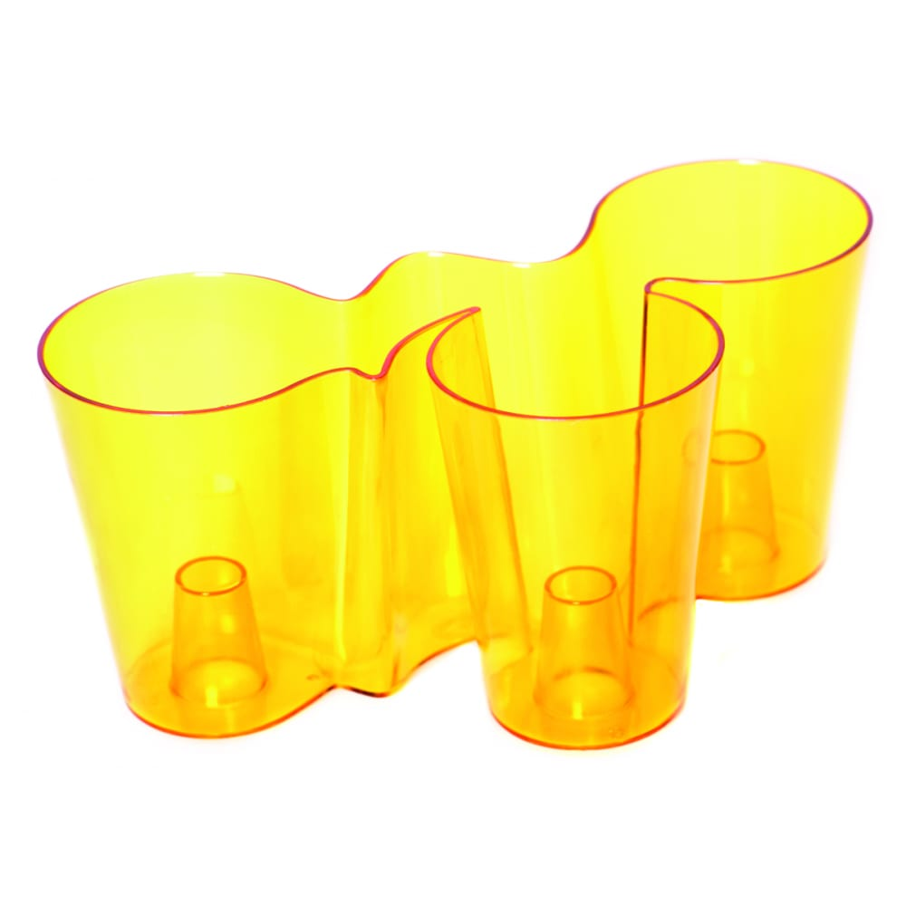 Купить Кашпо для орхидей gardenplast азалия d=130, h=190, желтый 4814132002162 90001