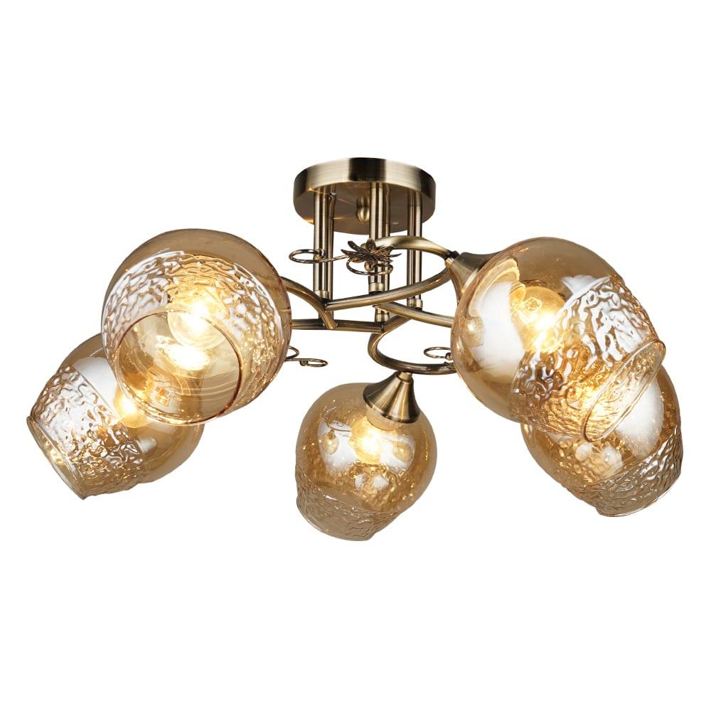 Купить Потолочная люстра wedo light альби 66364.01.05.05
