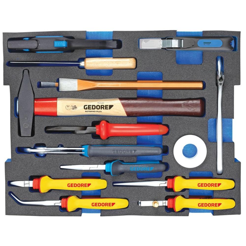 Набор инструмента gedore ложемент 2936836