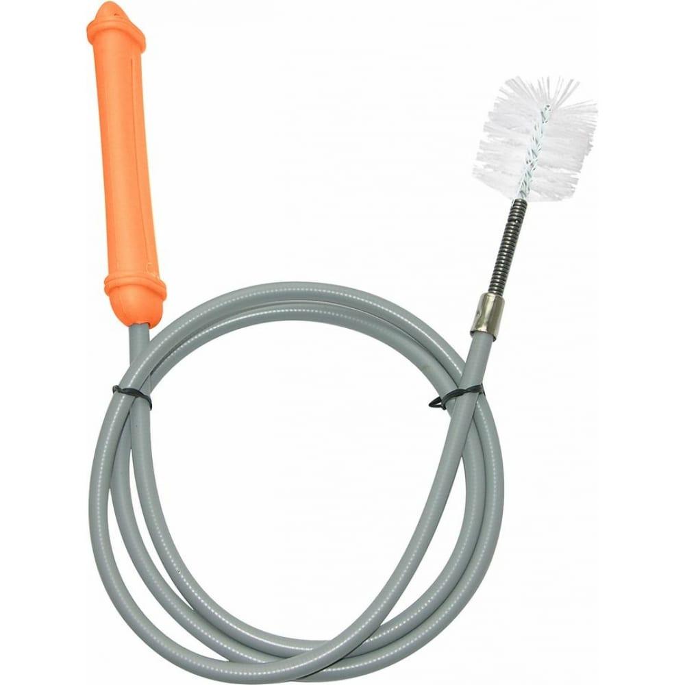 Купить Щетка-трос для прочистки труб мультидом 1.2 м, диаметр 5.5 мм dh58-155