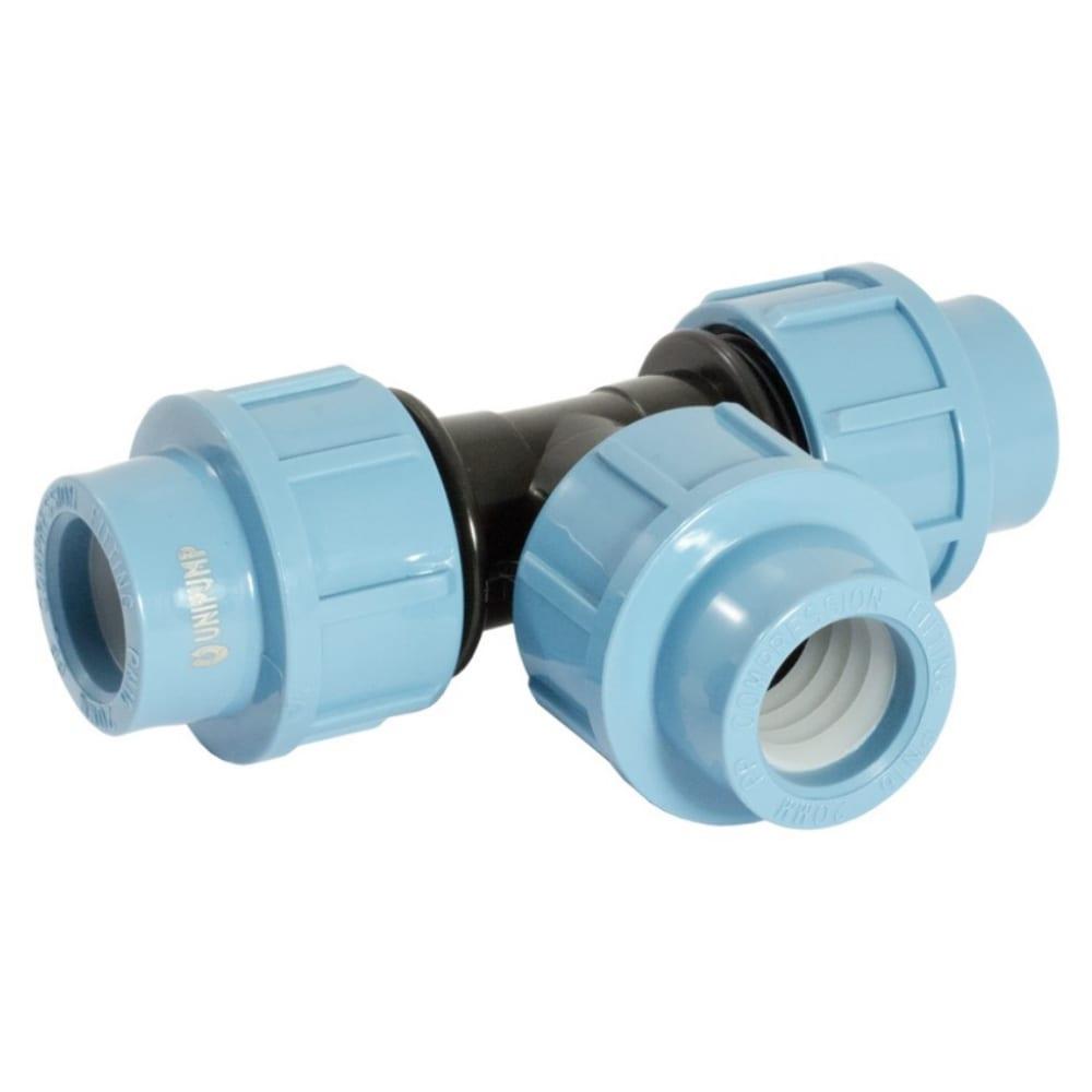 Купить Фитинг 40 мм для труб пнд unipump 71102