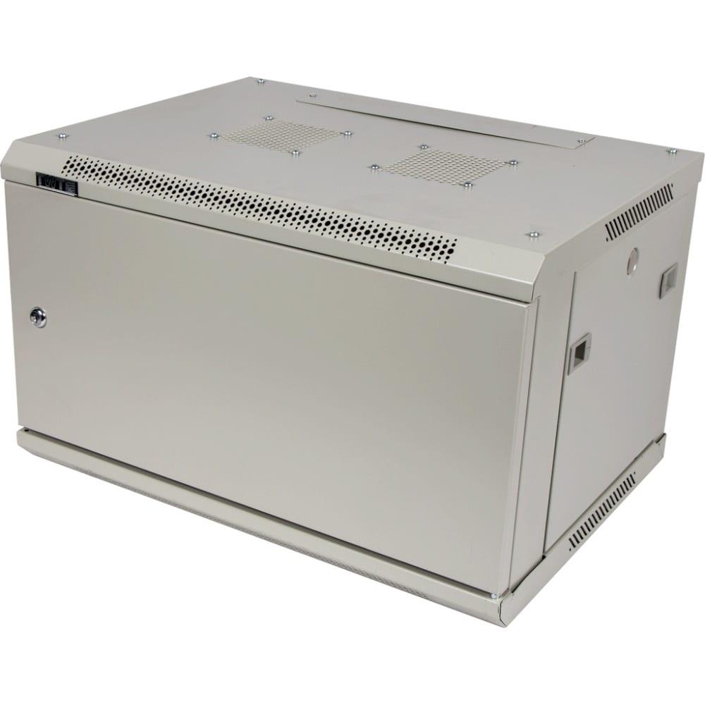 Купить Настенный шкаф twt pro 9u 600x800 металлическая дверь, twt-cbwpm-9u-6x8-gy