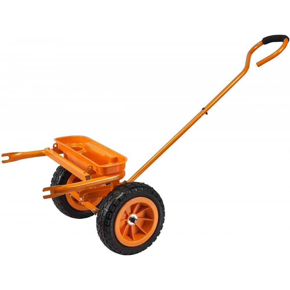 Прицеп (дополнительные колеса) для тележки aerocart worx wa0228  - купить со скидкой