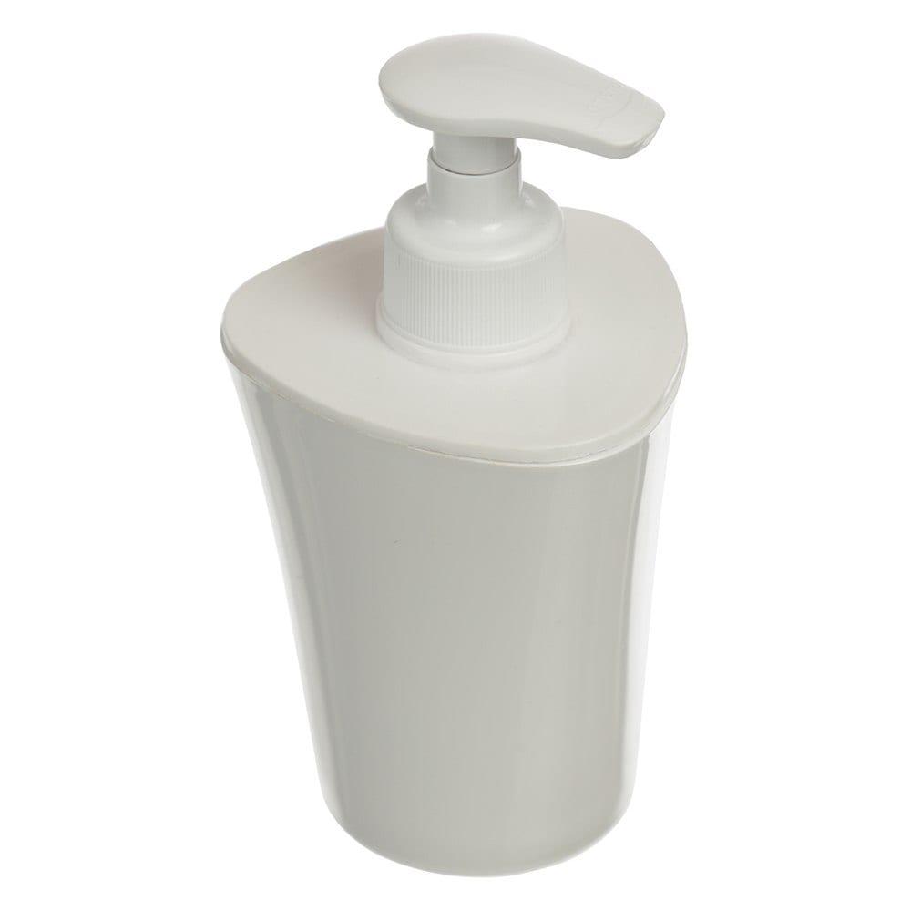 Купить Дозатор для жидкого мыла vanstore smile белый 406-03