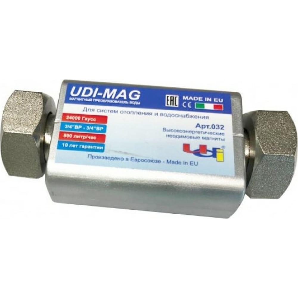 Магнитныйпреобразовательводыudimagmegamax3/4 3/424000гс megamax3/4
