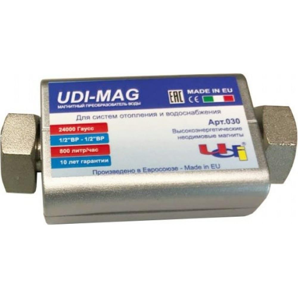 Магнитныйпреобразовательводыudi magmegamax1/2 1/224000гс megamax1/2