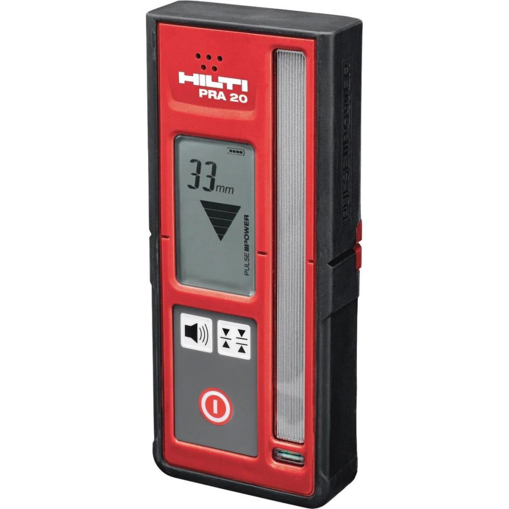 Детектор звуковой pra 20 hilti 2071120