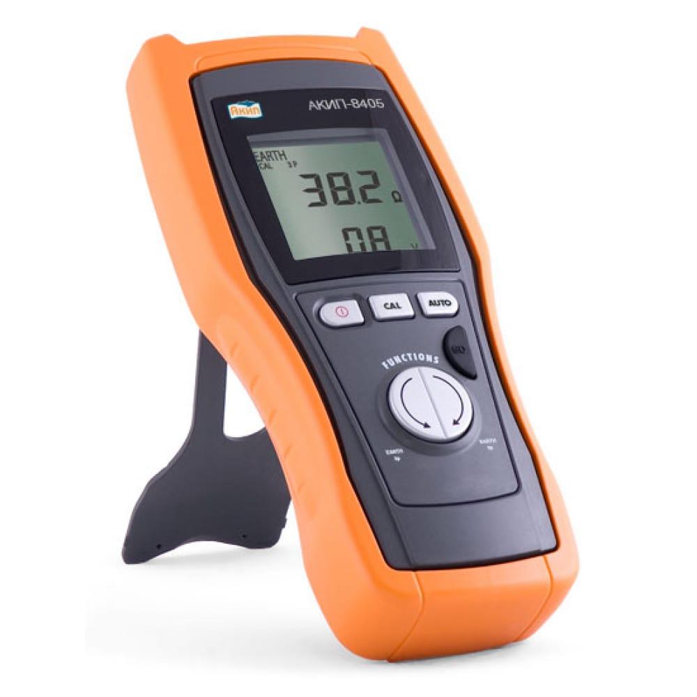 Многофункциональный измеритель параметров электрических сетей акип 8405