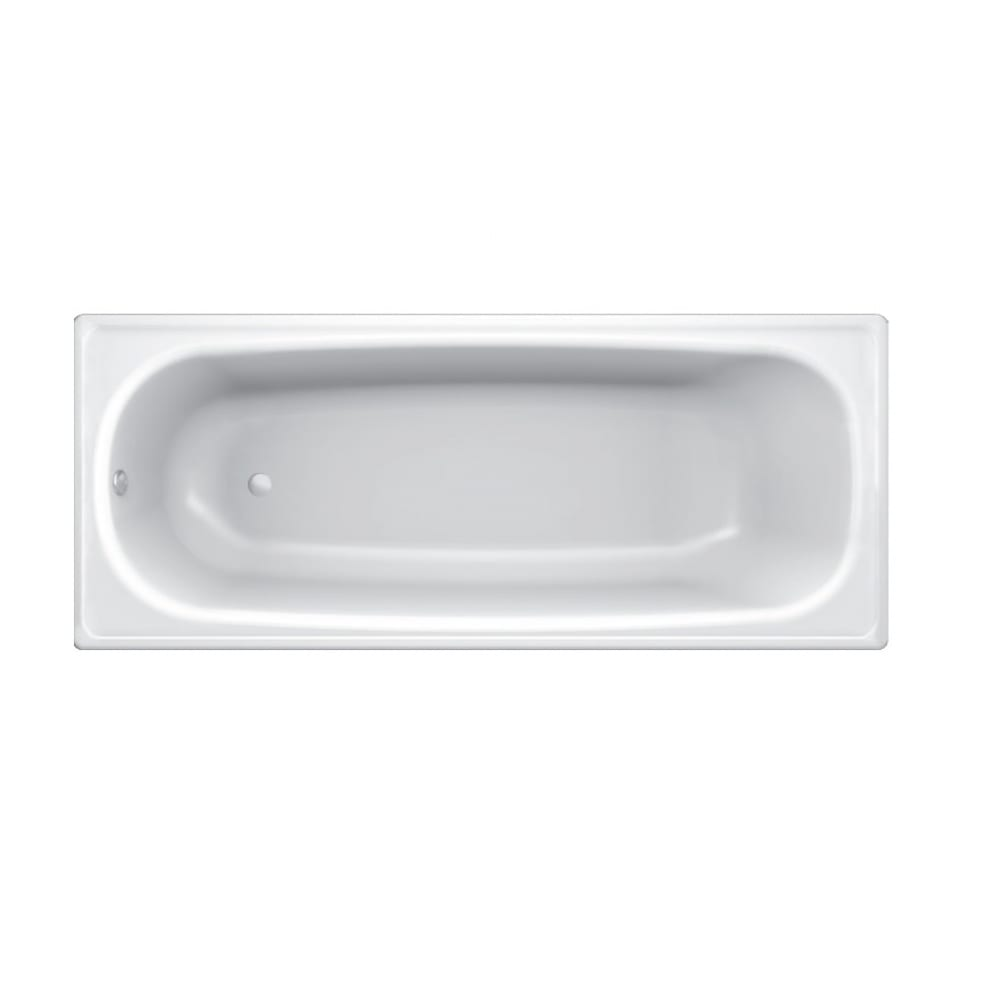 Ванна blb europa стальная, 105x70 см 00017439