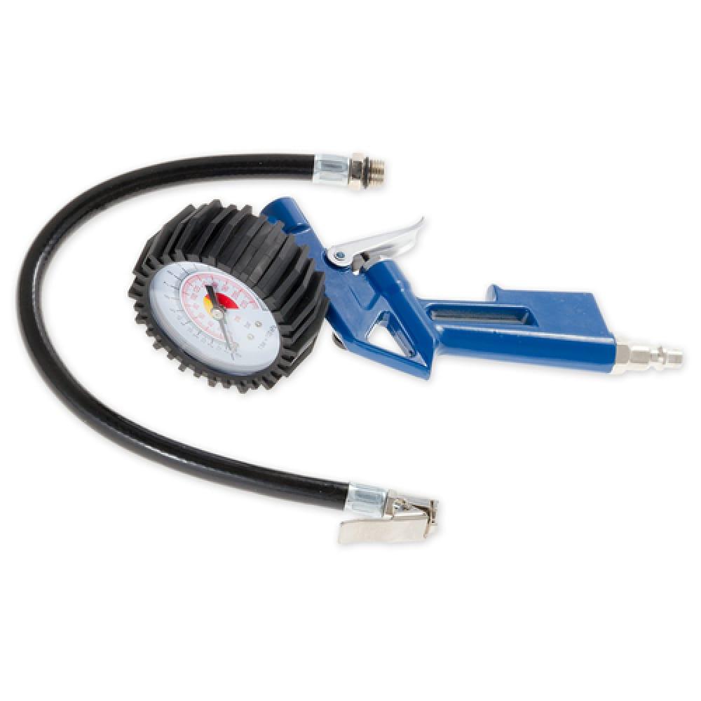 Пистолет для подкачки шин с манометром arnezi электрофоретическое покрытие 00-01126255