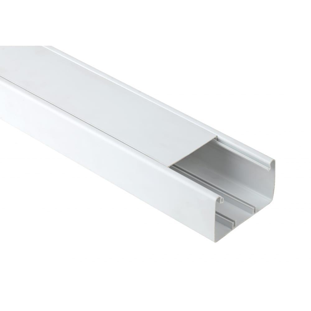 Парапетный кабель-канал эра 100x60, белый, 8м, 4/112 б0048448
