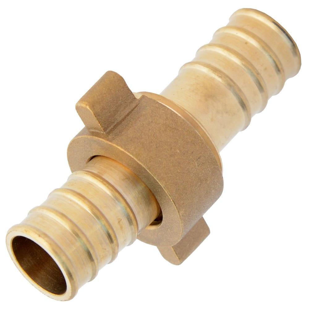 Соединитель для шланга 20 мм разъемный masterprof