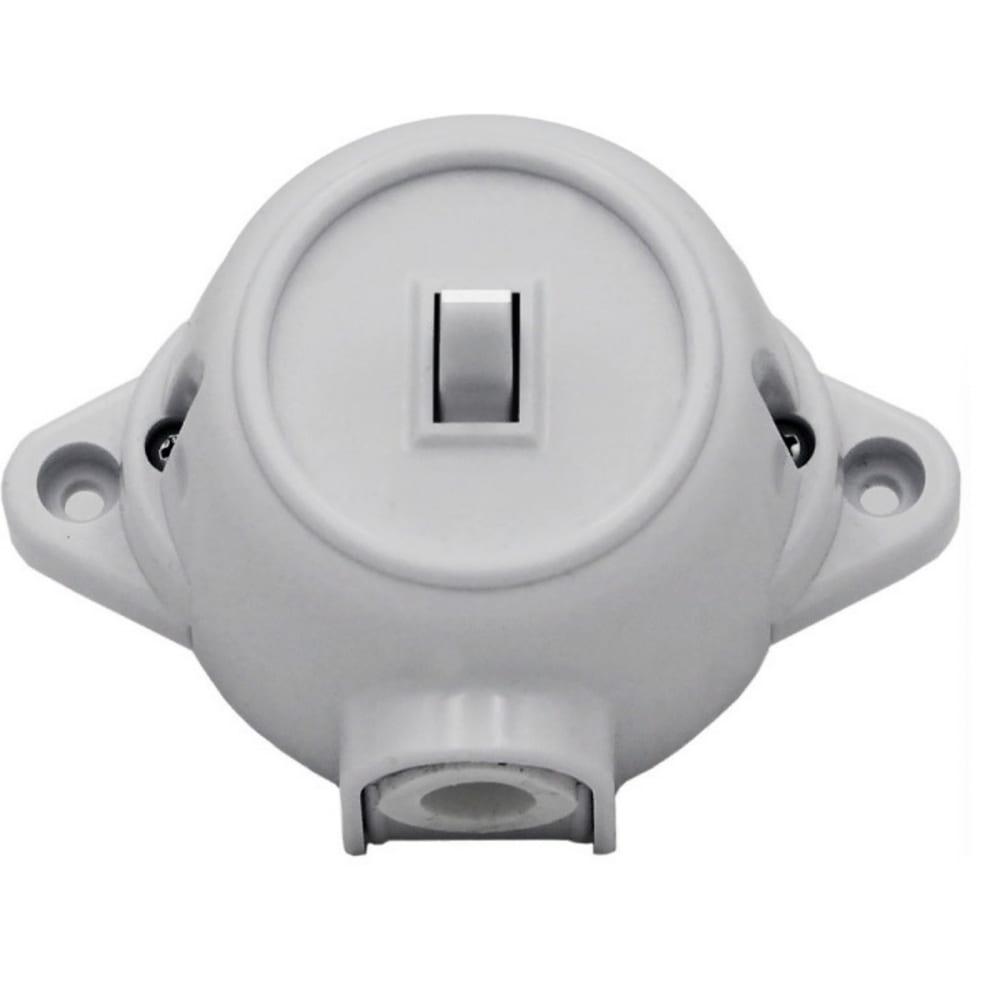 Одноклавишный выключатель svet а1-10-5121 серия ретро sv0302-0013